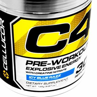Cellucor C4 G4 | kupuj na FitnessMuscle.eu