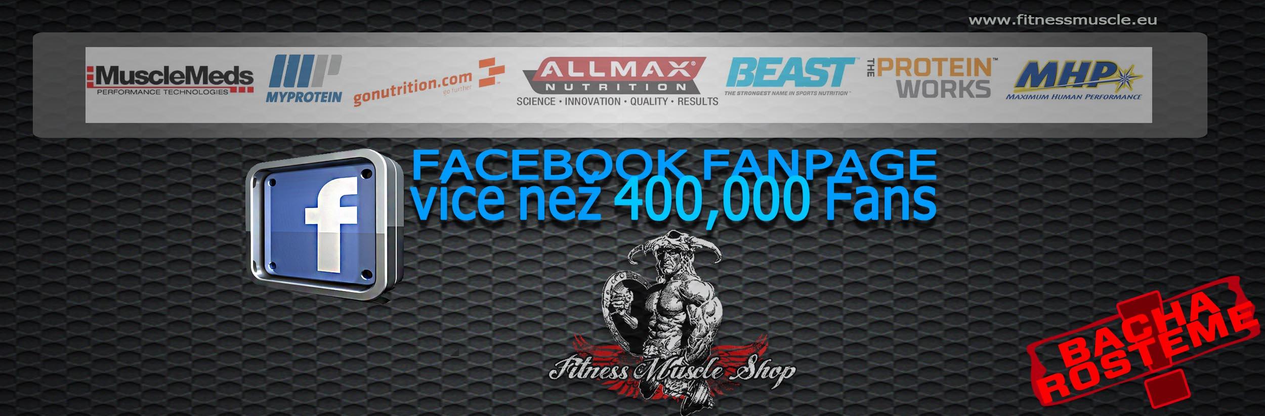 Facebook Fanpage | FitnessMuscle.eu