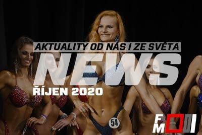 Postřehy z Fitness světa 10/2020